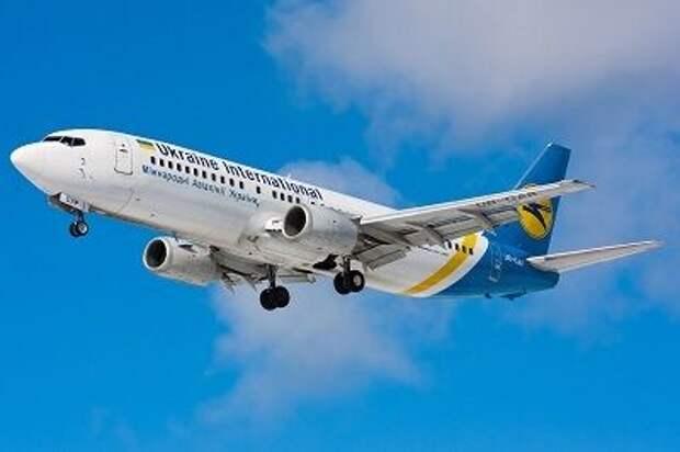 Украина прекращает авиасообщение с Белоруссией