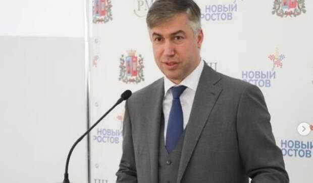 Вадминистрации Ростова-на-Дону объяснили, откуда уЛогвиненко доходы в14млн руб