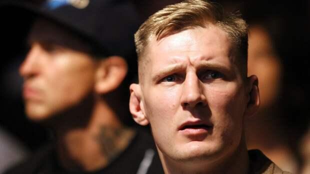 Российский боец UFC Волков о геях в ММА: «Здорового мужчину к этому не должно тянуть»