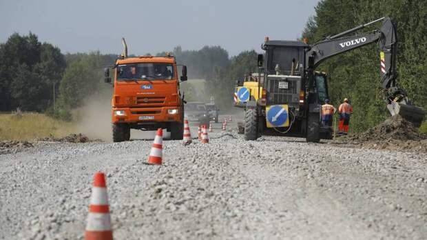 В Вологодском районе отремонтируют дорогу к Северной ферме