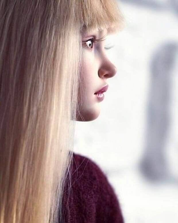 Глаз невозможно оторвать от этой красоты! Кукла Натальи Лосевой