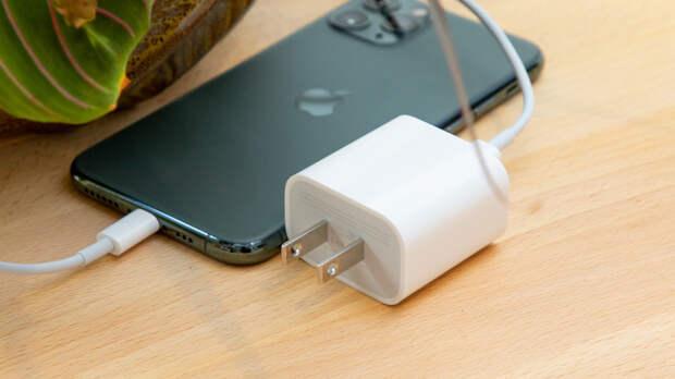 Бразильянка добилась бесплатной поставки зарядного устройства для iPhone 12 через суд