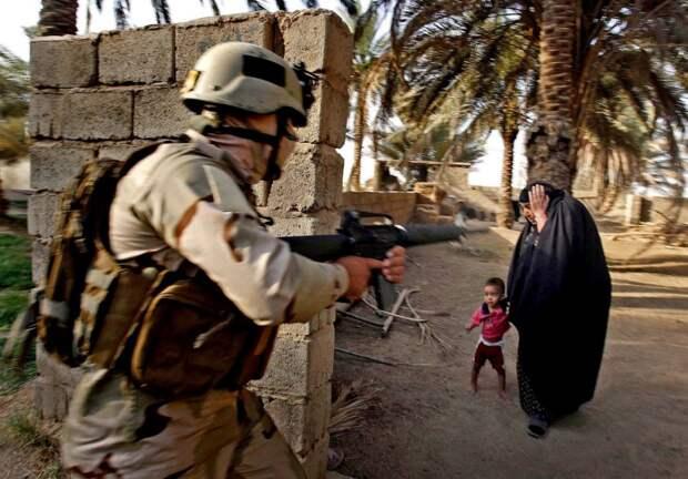 Американцы в Афганистане совершали многочисленные преступления