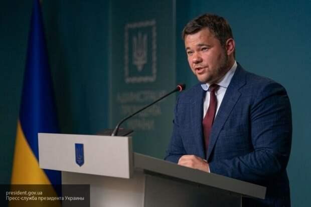 Богдан дал понять, что Зеленский может досрочно уйти с президентского поста