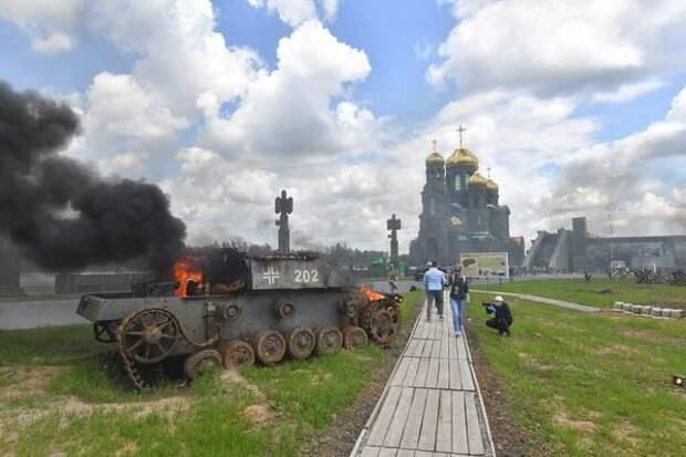 Чем важен парк «Патриот» в Московской области?