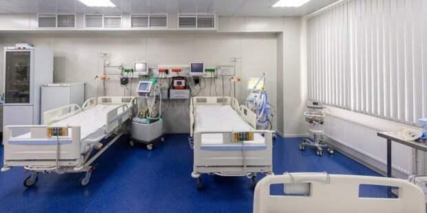 Еще 123 пациента вылечились от коронавируса в Москве. Фото: mos.ru