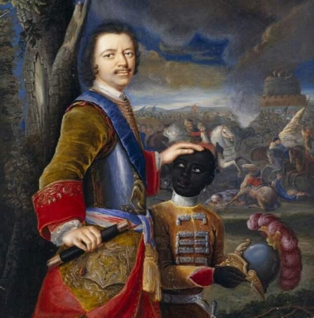 Тайная экспедиция Петра I в Африку