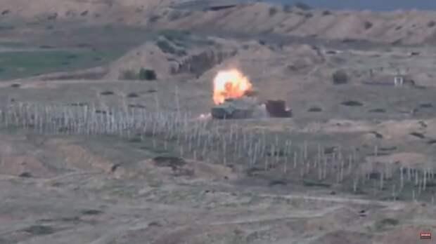 Армия Азербайджана отброшена и бежит в Иран: Военкор Пегов о ситуации в Карабахе