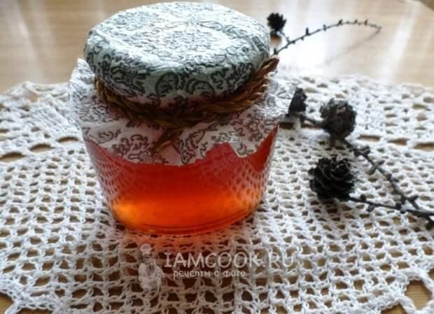 Рецепт соснового мёда