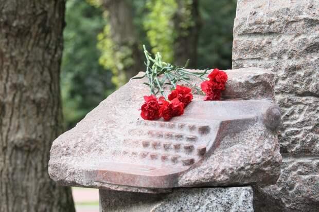 Вчера был день Памяти Ольги Берггольц