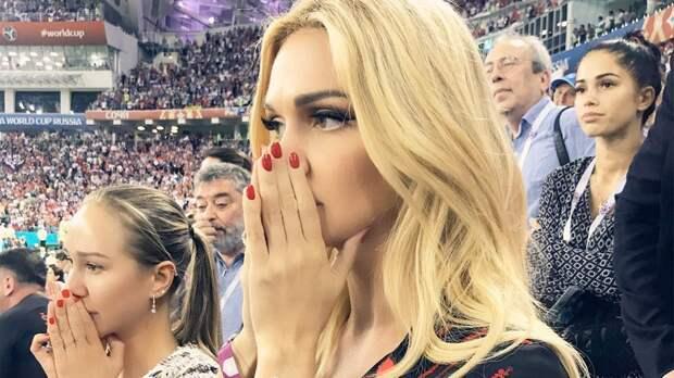 Лопырева пристыдила фанатов «Зенита» заочень грубые кричалки