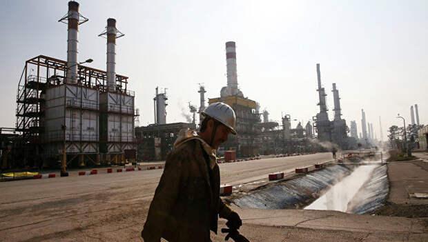 Иранский нефтяник