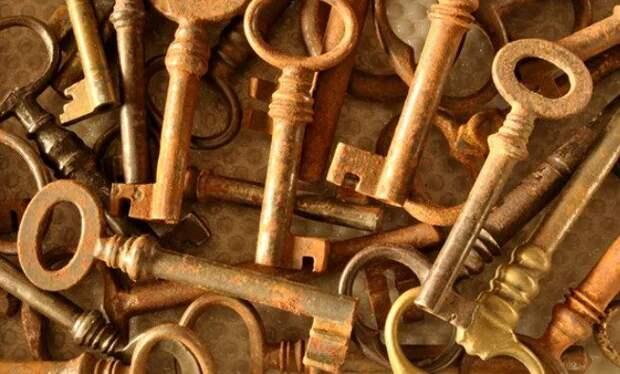 Магические свойства обычных ключей...
