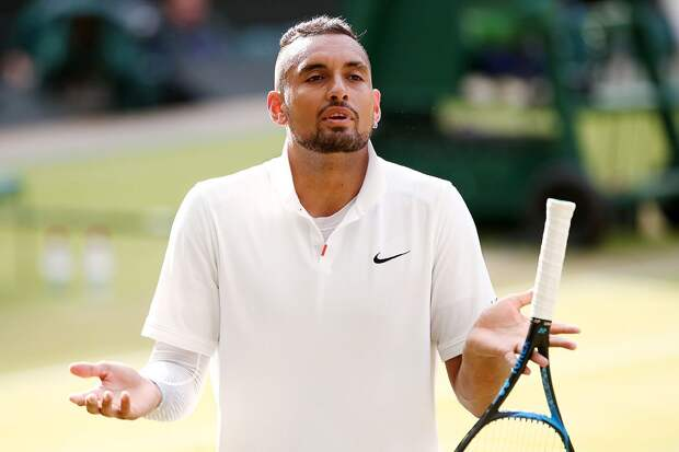 Циципас: «Кирьос — белая ворона ATP, но теннису такие нужны»