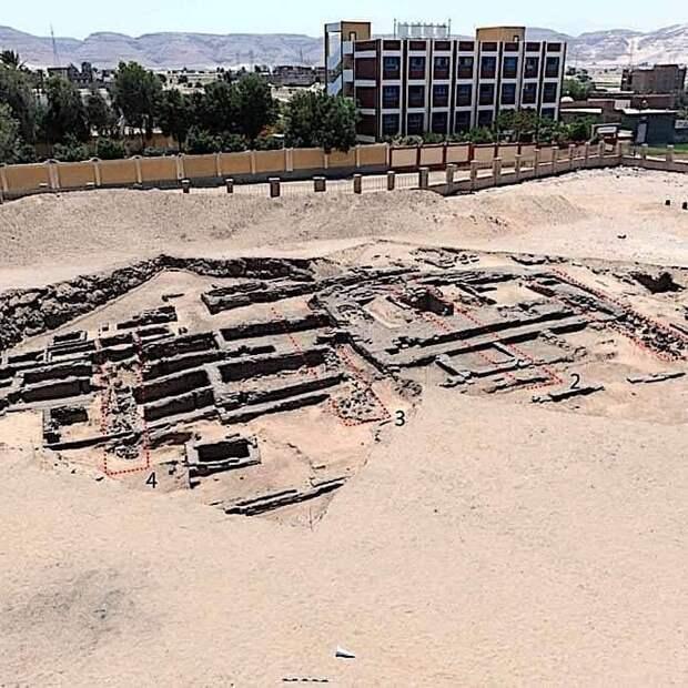 В Египте археологи нашли самую древнюю пивоварню