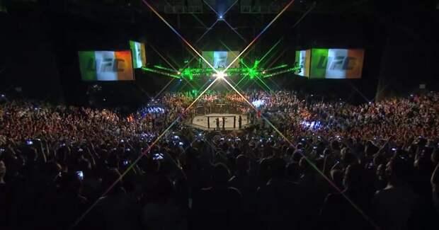 Crypto.com будет рекламироваться на форме бойцов UFC
