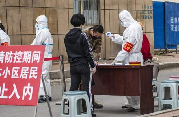 Вирус возвращается: 108 млн китайцев попали под новый карантин