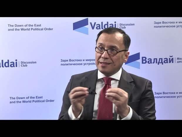 Улугбек Хасанов о добрососедстве в Центральной Азии