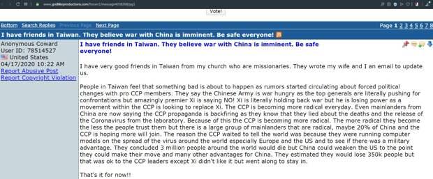 COVID-19 – это превентивная атака Китая на США?