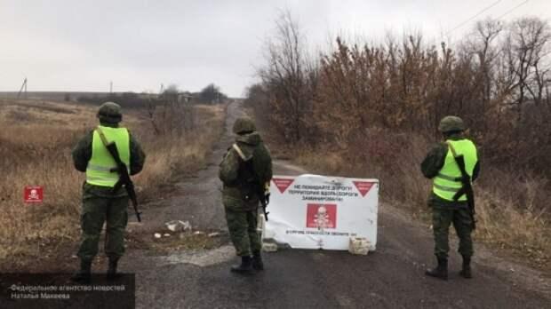 Украина нарушила условия договора с Россией и вернула ВСУ в «серую зону» Донбасса