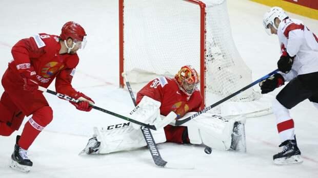 Белоруссия проиграла Швейцарии и лишилась теоретических шансов на выход в плей-офф ЧМ