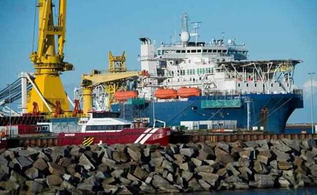 «Северный поток-2»: Европа выступила против санкций Америки