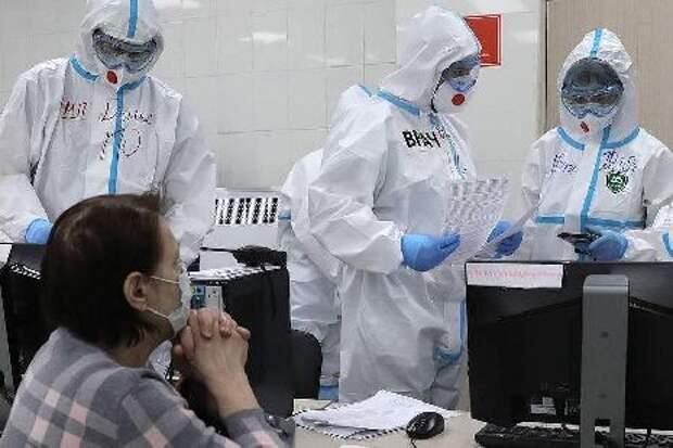 Эксперты считают маловероятным резкий рост заболеваемости COVID-19 в России