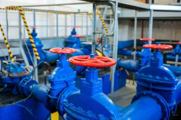 Качество воды улучшат еще для 20 тысяч жителей Одинцова в мае