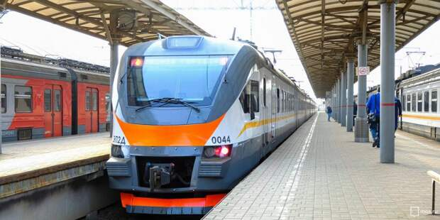 Путевые работы повлияют на расписание поездов от «Стрешнево» в августе