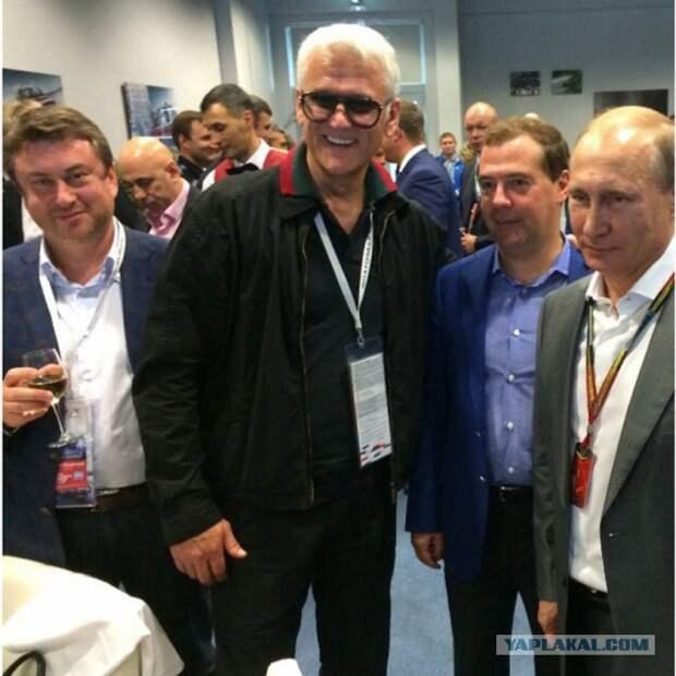 """Александр Маршал: """"Не нравится Путин? Вали из страны!"""""""