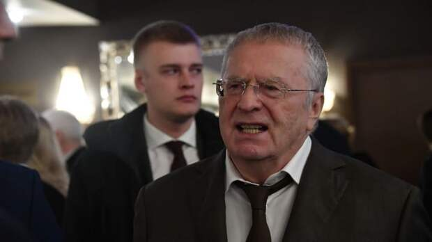 """Жириновский представил план раздела Украины: """"Уничтожаем украинскую армию, польская тоже гибнет"""""""