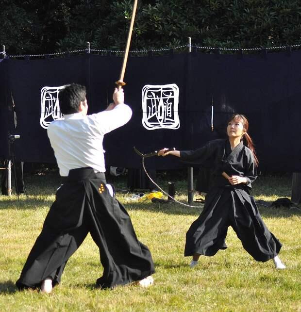 Кусаригама (кусарикама) – традиционное оружие японских воинов и ниндзя