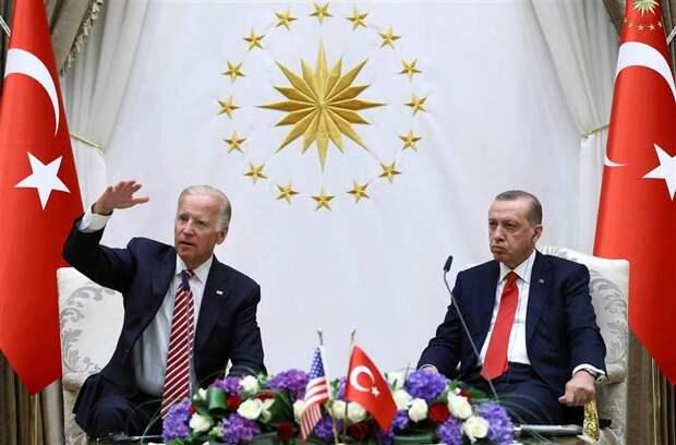 Байден обещает свергнуть Эрдогана