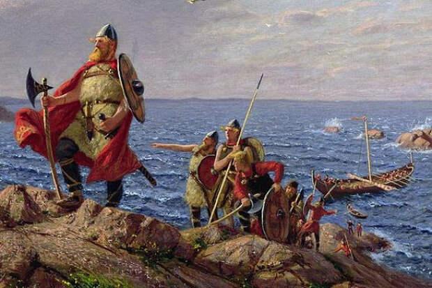 Русские открыли Америку до Колумба?!
