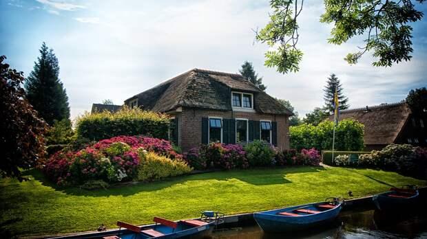 Первый 3D-печатный дом заселили в Нидерландах