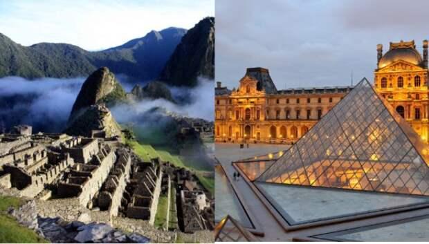 15 мест, которые будто созданы для идеального фото в Instagram
