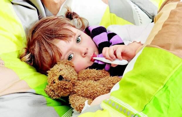 Надёжные природные средства избавления от кашля для детей.