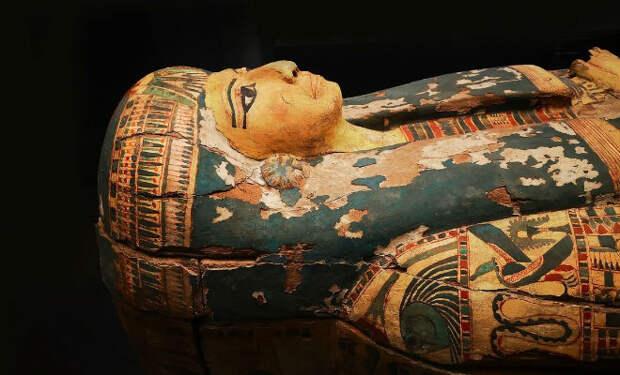 Ученые услышали голос жреца фараона, который жил 3000 лет назад