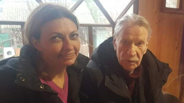 90-летний Иван Краско вновь нашел молодую невесту