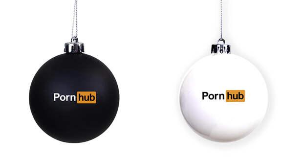 Порносайт PornHub представил рождественскую коллекцию одежды