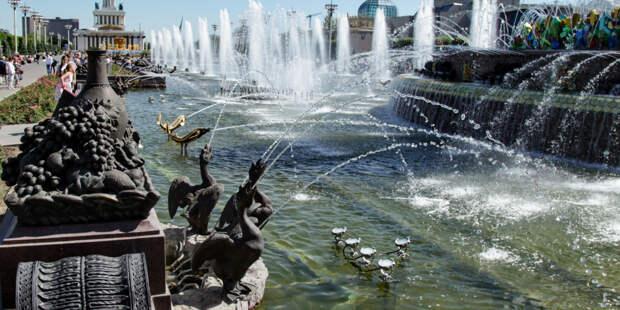 К выходным в Центральную Россию придет аномальная жара