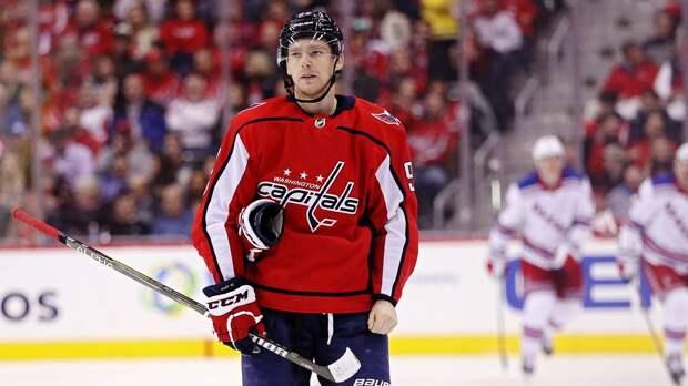 Кузнецова и Самсонова вывели из ковид-протокола НХЛ. Игроки уже провели первую тренировку с «Вашингтоном»