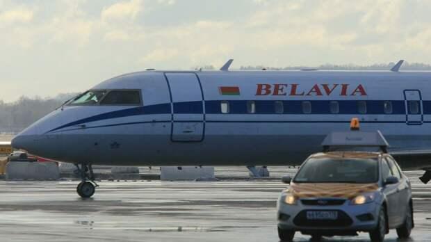"""Самолеты """"Белавиа"""" не будут летать в Крым"""