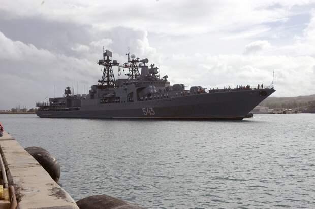 фрегат «Маршал Шапошников»