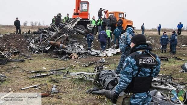 На Западе раскрыли ложь Украины, назвав реальную причину трагедии MH17 в Донбассе
