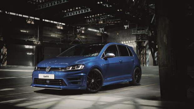 Красота и функция: Volkswagen Golf влюбит в себя при поддержке афтермаркета