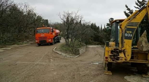 Застройщик Форосского парка получил официальное предписание на устранение замечаний