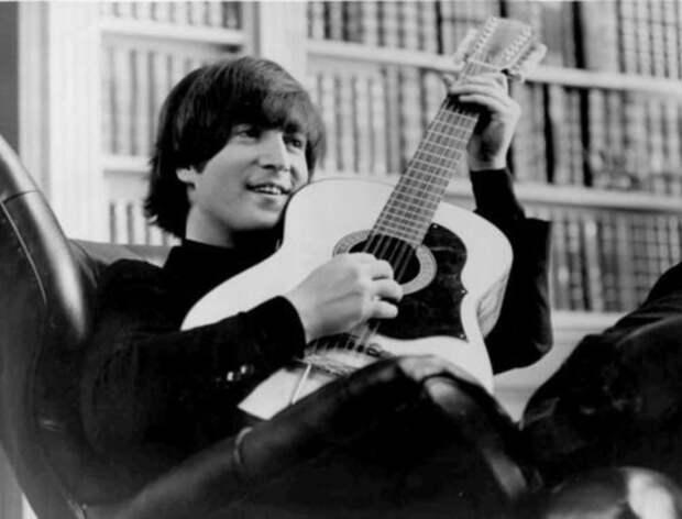Джон Леннон. / Фото: www.happy-dreams.hr