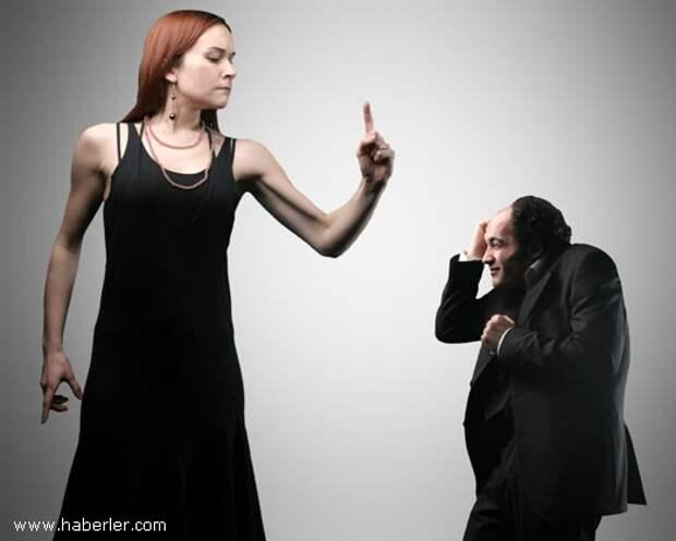 Поведение жен бедных мужчин