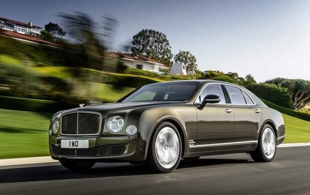 Bentley Mulsanne – достойный ответ «Фантому»/ Фото: businessinsider.com